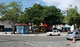 Madre de Deus - Madre de Deus-BA-Praça no centro-Foto:Caio Graco Machado