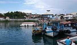 Madre de Deus - Madre de Deus-BA-Terminal Marítimo-Foto:Caio Graco Machado