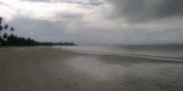 praia de madre de deus, bahia,brasil, Por gelson de almeida concei��o