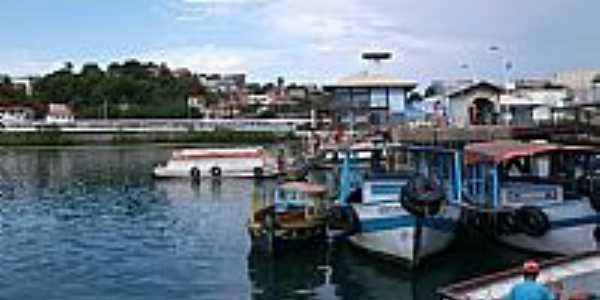 Madre de Deus-BA-Terminal Marítimo-Foto:Caio Graco Machado