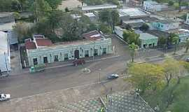 Quaraí - Prefeitura Municipal visão aérea