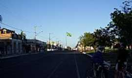 Quara� - Quara�-RS-Centro da cidade-Foto:Marcirio Dias Leite