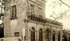 Quara� - Quara�-RS-Fotos Hist�ricas:Primeiro Sobrado constru�do na cidade-1882