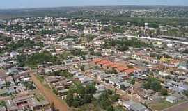 Quaraí - Quaraí: Visão aérea - Foto Prefeitura Municipal