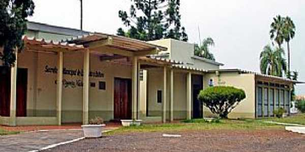 Centro Cultural Dyonélio Machado - Foto Prefeitura Municipal