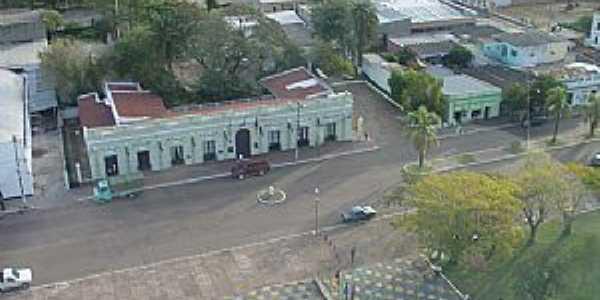 Prefeitura Municipal visão aérea