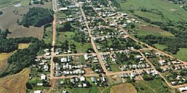 Vista área