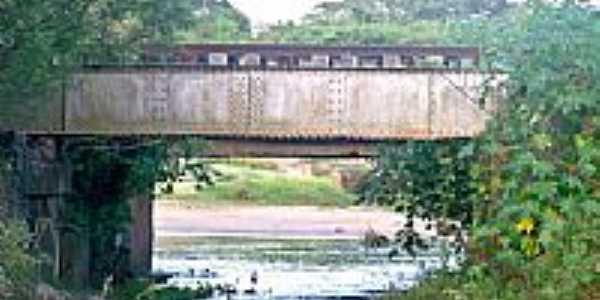 Ponte da Ferrovia-Foto:Roque Oliveira