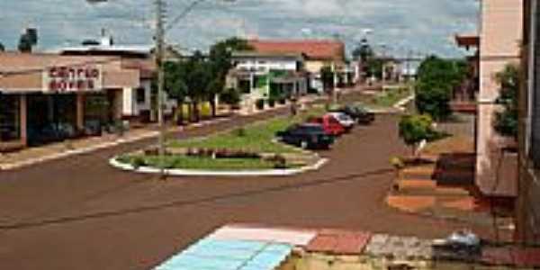 Avenida central de Redentora-Foto:carlos fussiger luz
