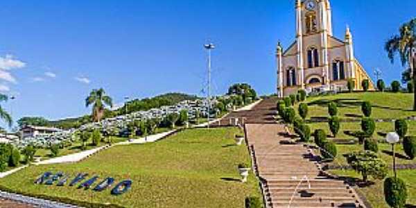 Imagens da cidade de Relvado - RS