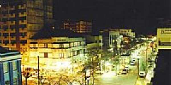 Centro da Cidade à Noite-gilson martinez