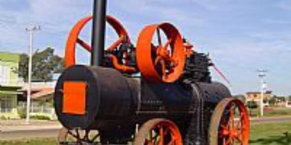 M�quina a vapor