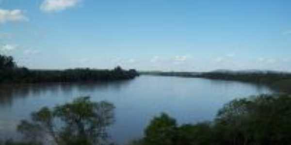 Rio Uruguai - Ilha Chica/Argentina, Por Lauro César