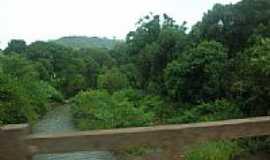 Rio da Ilha - Riacho-Foto:Adail Pedroso Rosa