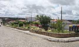 Mairi - Mairi-BA-Canteiro na Avenida-Foto:Jorge Hirata
