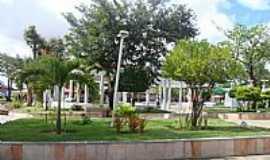 Mairi - Mairi-BA-Praça Central-Foto:Jorge Hirata