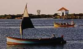 Rio Grande - O ecomuseu da Ilha da Pólvora foi fundado em 1999, situado na pequena ilha de mesmo nome que faz parte da Laguna dos Patos em Rio Grande-RS