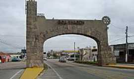 Rio Grande - Pórtico da cidade de Rio Grande-RS
