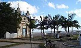 Rio Grande - Praça e a Catedral de São Pedro em Rio Grande-RS
