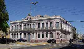 Rio Grande - Rio Grande-RS-Antigo Quartel General-Foto:Nelson Biasoli dos Anjos