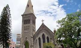 Rio Grande - Rio Grande-RS-Igreja Anglicana do Salvador-Foto:Vicente A. Queiroz