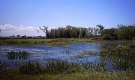 Rio Grande - Rio Grande-RS-Região dos banhados-Foto:Ubirajara Buddin Cruz
