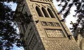 Rio Grande - Rio Grande-RS-Torre da Igreja Anglicana do Salvador-Foto:Nelson Biasoli dos Anjos