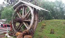 Rio Toldo - Rio Toldo-RS-Engrenagens do antigo Moinho Aurora-Foto:www.jornalboavista.com.br