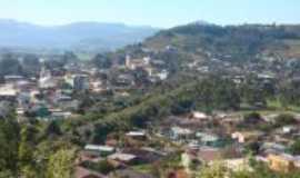 Roca Sales - Vista parcial da cidade de Roca Sales, Por Adilar Signori