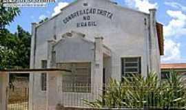 Malhada - Igreja da Congregação Cristã do Brasil-Foto: Congregação Cristã no Brasil.