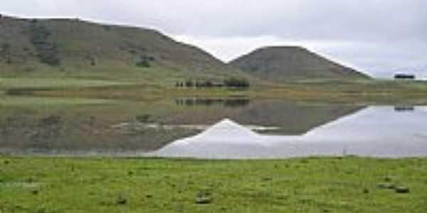 Barragem Tilóteo em Bonsucesso,Município de Rosário do Sul-Foto:Archimedes