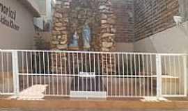 Malhada de Pedras - Malhada de Pedras-BA-Gruta de N.Sra.de Lourdes-Foto:Rômulo Lima
