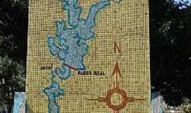Salto do Jacu� - Mapa dos Hidrel�tricos-por F�bio Castro