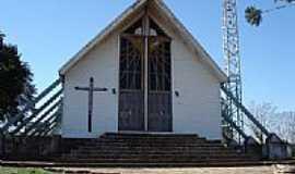 Salto do Jacu� - Igreja-por F�bio Castro