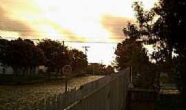 Salto do Jacu� - P�r do Sol-Foto:por CroccoAlberton