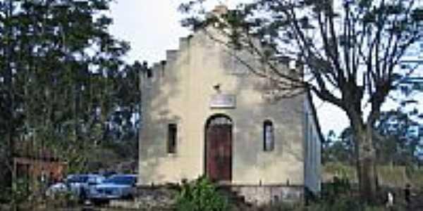 Igreja Adventista do Sétimo Dia em Sant´auta Município de Camaquã-Foto:Henrique de BORBA