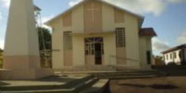 Igreja, Por Méluri Sá