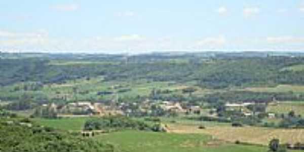 Santa Cecília do Sul-RS-Vista nda região-Foto:rrpronaldo