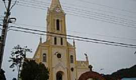 Santa Clara do Sul - Igreja Matriz São Francisco Xavier-Foto:cesar.ruver