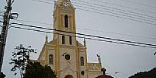 Igreja Matriz São Francisco Xavier-Foto:cesar.ruver