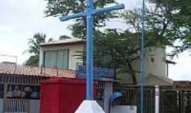 Mangue Seco - Cruzeiro em Mangue Seco-BA-Foto:gentiane73