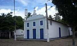 Mangue Seco - Igreja de Mangue Seco-BA-Foto:gentiane73