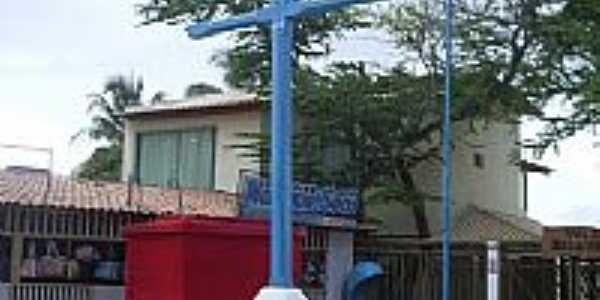 Cruzeiro em Mangue Seco-BA-Foto:gentiane73