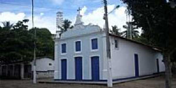 Igreja de Mangue Seco-BA-Foto:gentiane73