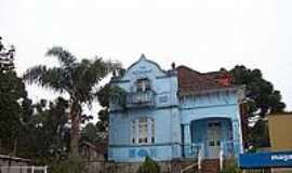 Santa Lúcia - Casa antiga-Foto:AJBonatto