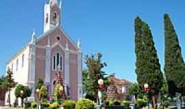 Santa Lúcia - Igreja Matriz-Foto:AJBonatto