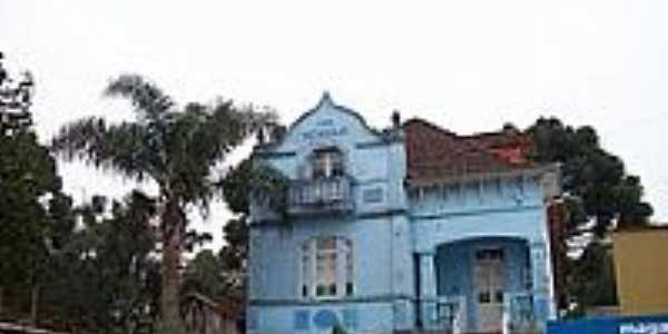 Casa antiga-Foto:AJBonatto