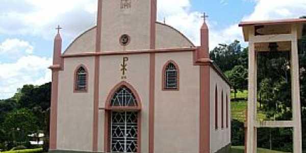 Santa Luíza-RS-Capela de Santa Luíza-Foto:EUGANDOLFI