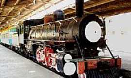 Santa Maria - Museu Ferroviário-Foto:Gerson Gerloff