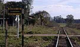 Santa Maria - Linha Férrea-Foto:Bitomaria